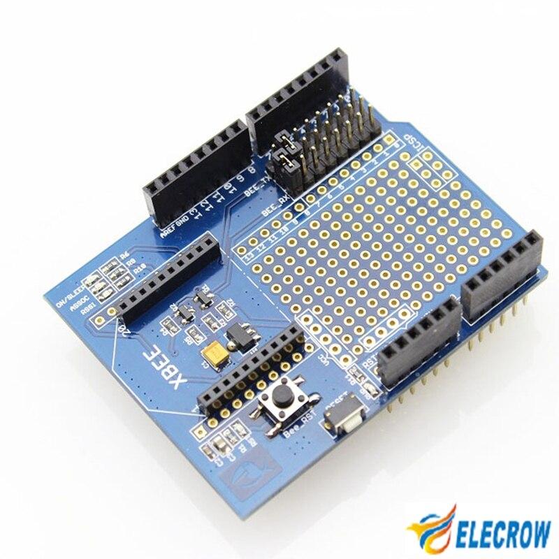 Aliexpress buy elecrow xbee shield for arduino