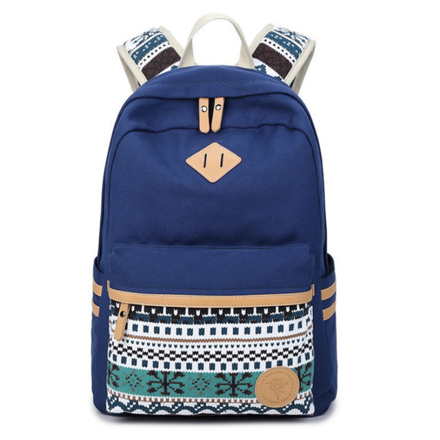 8c5454b0904f New Fashion Canvas Backpack Children School Bags USA flag tattoo backpack  Comfortable Backpacks for unisex Teenagers