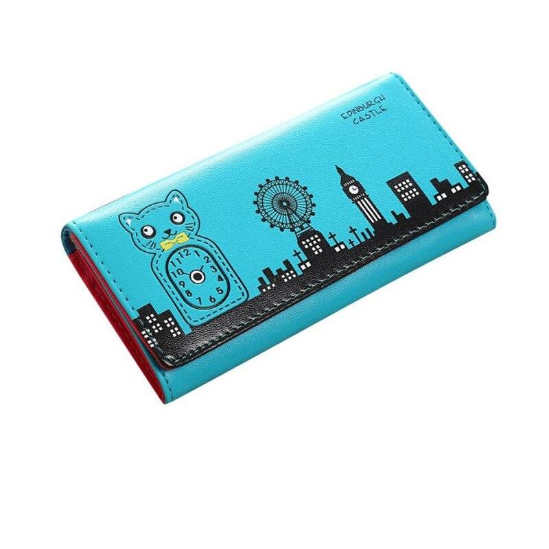 Valink 2017 Fashion Women Wallet Bolsa Feminina Hasp Coin Purse Long Wallet Card Holders Handbag Wallet Women Carteira Feminina 2