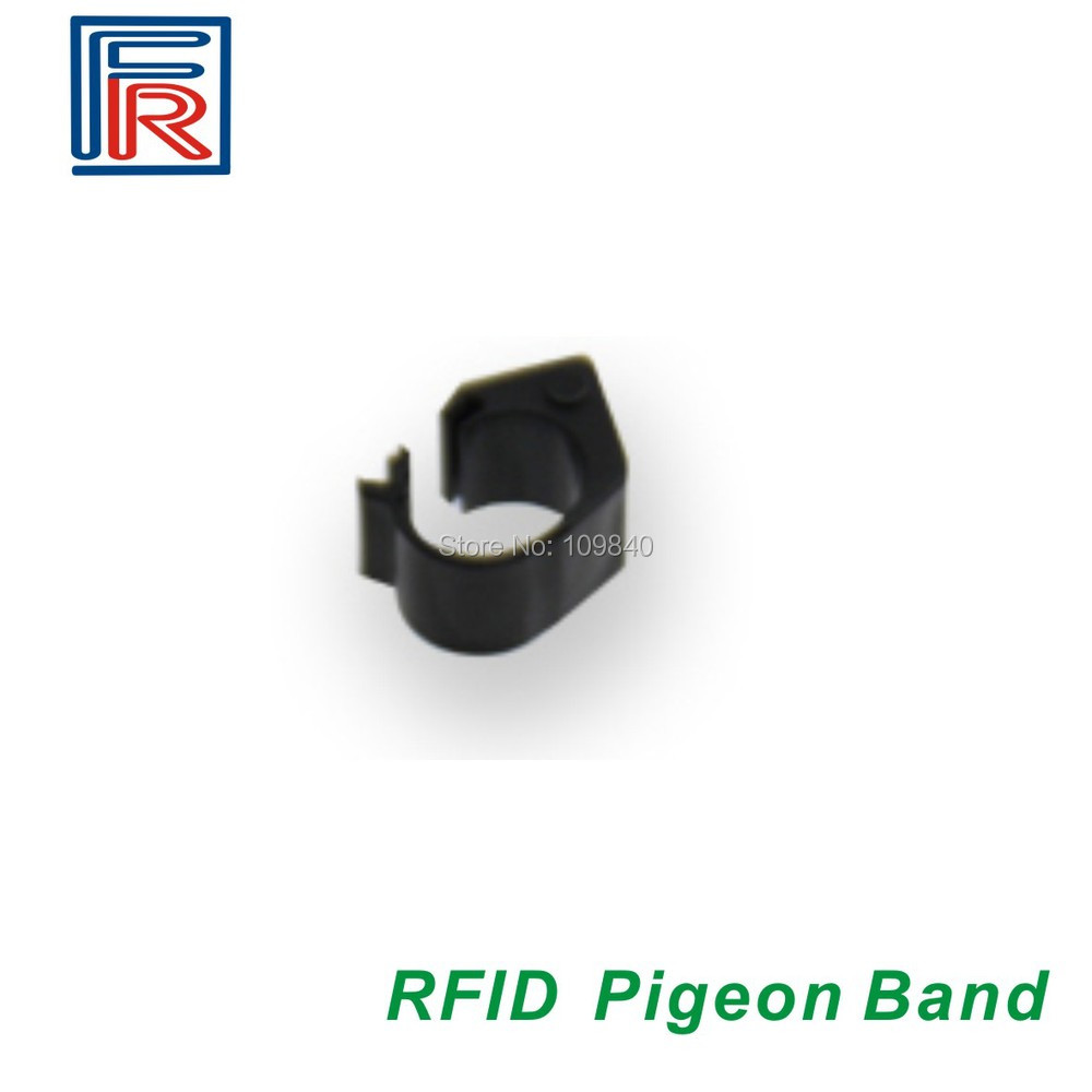 1000pcs 125khz 134.2khz RFID tag Hitag pigeon chip ring for pigeon management yobangsecurity android ios app wifi gsm home burglar alarm system with wifi ip camera relay pir detector magnetic door contact