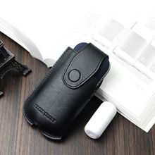 Protective Case Cover Pouch Bag Holder Soft Leather Shell Dustproof for IQOS E Cigarette font b