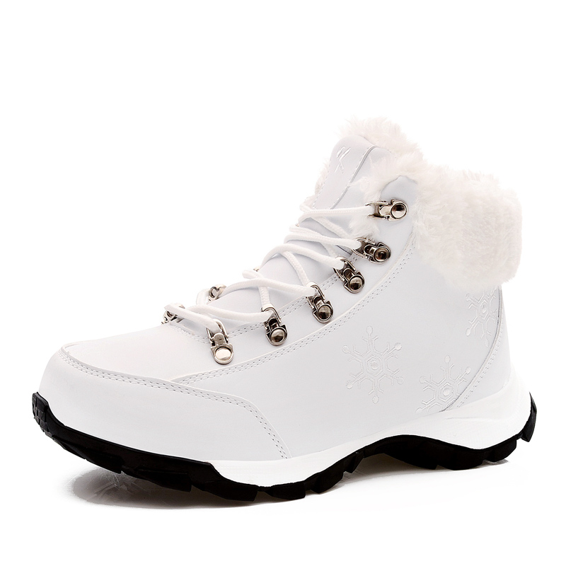 2017 Hot Sale Shoes Women Boots Solid Slip-On Soft Cute Women Snow Boots Round Toe Flat with Winter Fur Ankle Boots 2017 new arrival hot sale women boots solid bowtie slip on soft cute women snow boots round toe flat with winter shoes wsz31