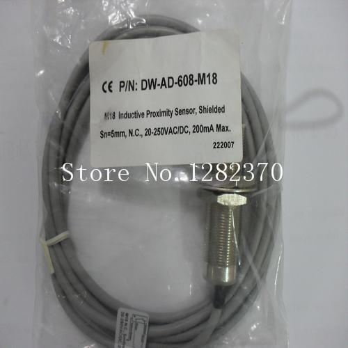 [SA] New original special sales Corey CONTRINEX sensor DW-AD-608-M18 spot струбцина магнитная yato для сварки 82х120х13 мм
