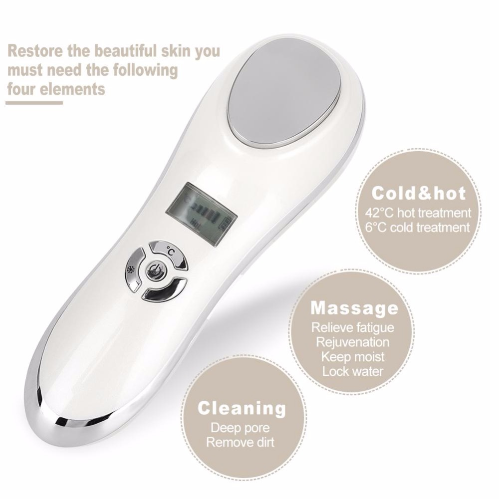 USB Massage Lifting Machine ion Anti-Wrinkle Tightening Device Face Lifting Shrinkage Pores Facial Skin Care Beauty Device anti acne pigment removal photon led light therapy facial beauty salon skin care treatment massager machine