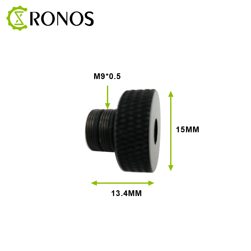 Adjustable Focusing Lens Three Layer Coated Glass M9*0.5 For 405nm 445nm 450nm 1w 2w 2.5w 3w 5.5w Laser Diode Module
