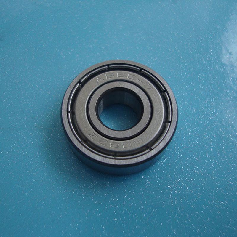 Prix pour 1000 pcs/lot ABEC-7 608ZZ patins à roues alignées portant 608Z 608 2Z patin à roulettes roulement de roue 8*22*7mm planche à roulettes roulement en acier