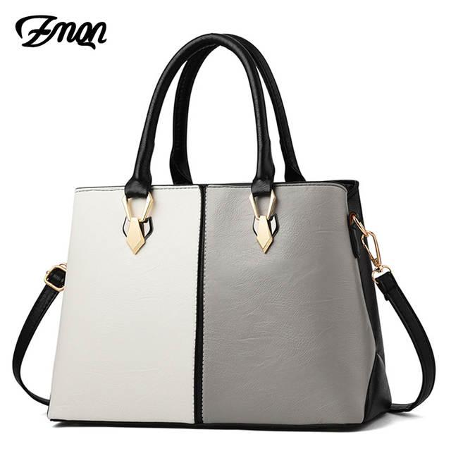 855be976052 ZMQN Luxury Handbags Women Bags Designer Leather Bags For Women 2019  Fashion Ladies Handbag New Arrivals Shoulder Hand Bag A719