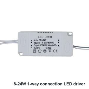 Image 2 - Ac 220 v led ドライバ交換 8 120 ワット非隔離照明変圧器照明器具ドライバ電源アダプタ led ランプ