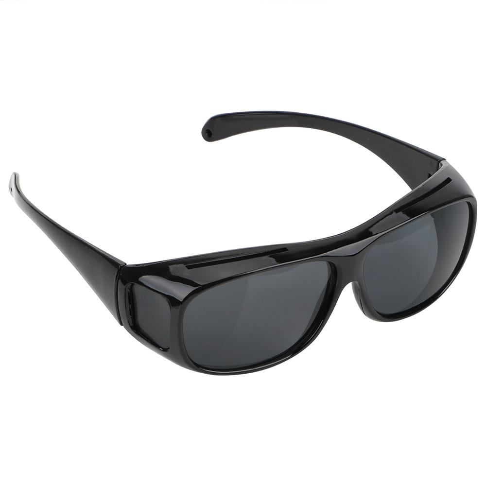 FORAUTO Ночное видение драйвер очки унисекс HD видения солнцезащитные очки вождение автомобиля очки УФ-защитой Поляризованные солнцезащитные