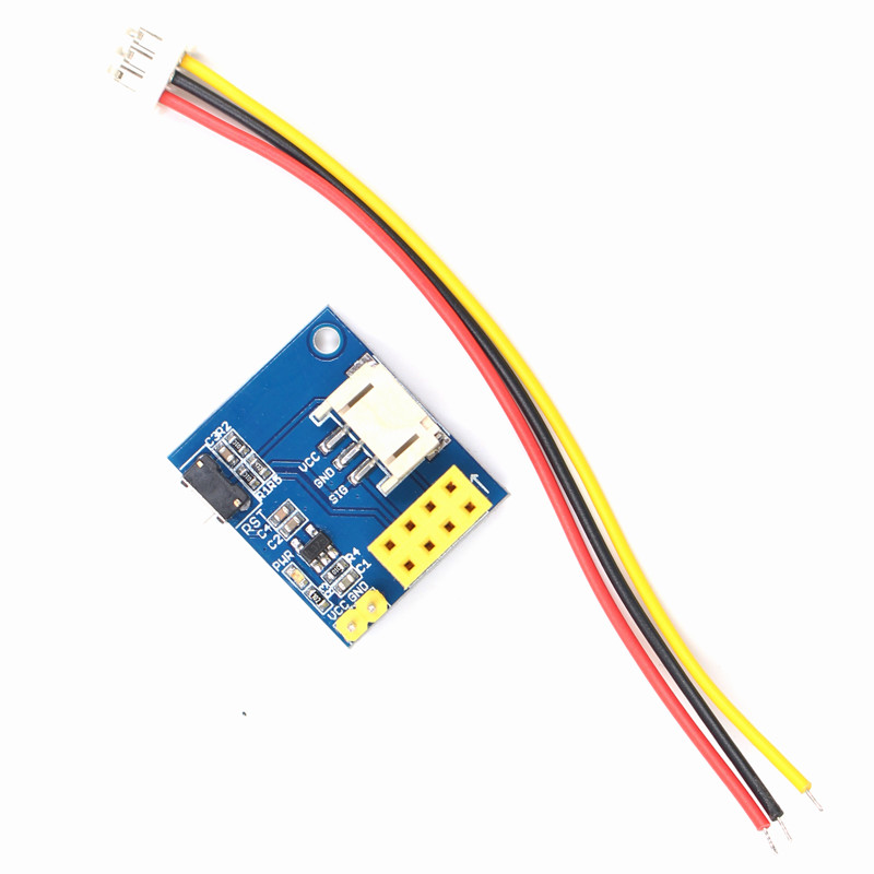 US $0.86  ESP8266 ESP01 ESP 01 RGB LED Controller Adpater WIFI Module on