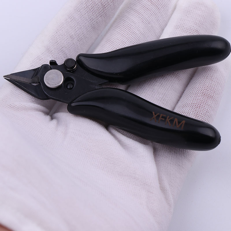 Newest XFKM Electronic Cigarette Mini Pliers Wire Cable Cutting Cutter Scissor For DIY Heating Wires Coil Durable Hand Tool