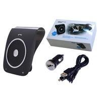 Sun Visor Car Bluetooth Hands Free Phone Bluetooth In Car Speakerphone