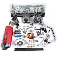 GY6 50 60 80 Upgrade GY6 100 Add Power 30 Racing Camshaft CDI Muffler High Performance