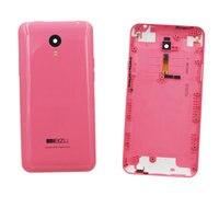 Retour Couverture De Porte De Batterie Arrière Logement de Couverture de Cas Pour Meizu M1 Note 5.5 Pouce MTK6752 Octa base Téléphone portable
