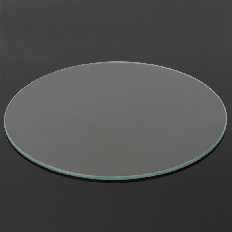 3D Printer Kit Borosilicate Glass Plate 220x3mm For Heated Bed Prusa / Mendel 3d printer Parts Accessories