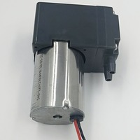 190kpa pressure 11L/M electric diaphragm brushless motor dc vacuum pump & compressor