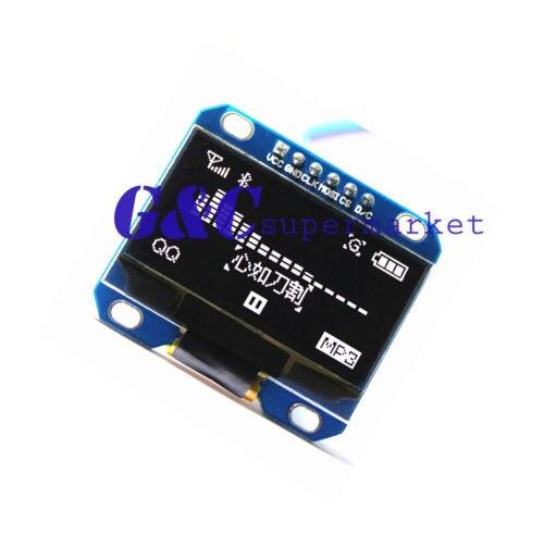 WHITE 1.3 SPI Serial 128X64 OLED LCD LED Display ModuleWHITE 1.3 SPI Serial 128X64 OLED LCD LED Display Module