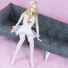Секс куклы 140 см #11 Full TPE со скелетом, японская кукла для взрослых, Вагина Реалистичная киска, Реалистичная сексуальная кукла для мужчин