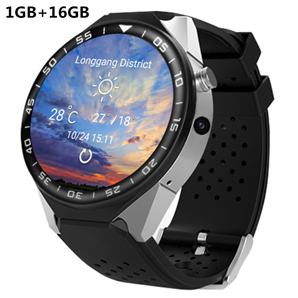 Beseneur S99C Bluetooth Smart Watch with Camera 1GB RAM 16GB ROM Support SIM Card 3G WIFI GPS Smartwatch for Android IOS Phone children s smart watch with gps camera pedometer sos emergency wristwatch sim card smartwatch for ios android support english e