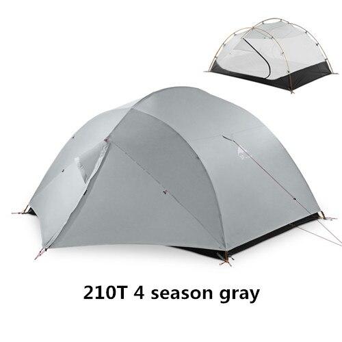 210T 4 season gray