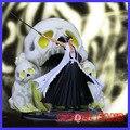 FÃS MODELO IN-STOCK Kenpachi Zaraki LIXÍVIA 45 cm Capacidade de libertação rédea gk figura toy para coleta