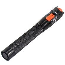цена на 10pcs/lot 10mW VFL Fiber Optic Cable Tester Pen Visual Fault Locator 650nm 10KM VFL Fiber Optic Cable Tester,10mw Red Source
