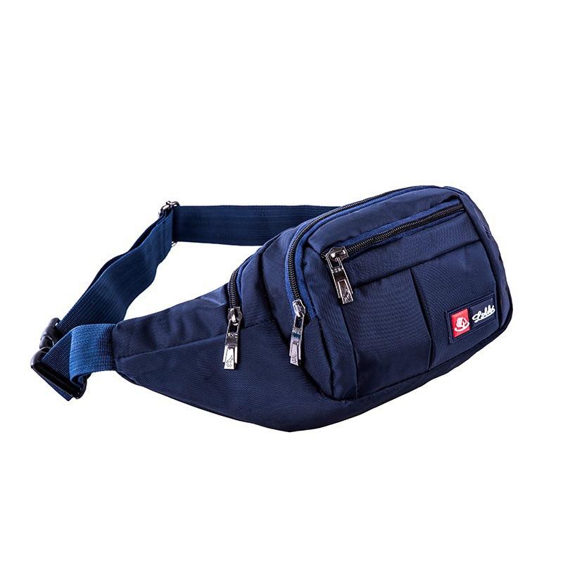 21c3e8f11f52 8 Color Unisex Waist Pack for Men Women Fanny Pack Bum Bag Travelling Phone  Money Bag Pouch Banana Bags Female Belt Bag heuptas-in Waist Packs from  Luggage ...