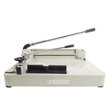 """1PC High Quality Heavy Duty 17"""" A3 Size Stack Paper Trimmer Cutter Ream Cutting Machine YG 868 A3 Max cutting thickness 40mm"""