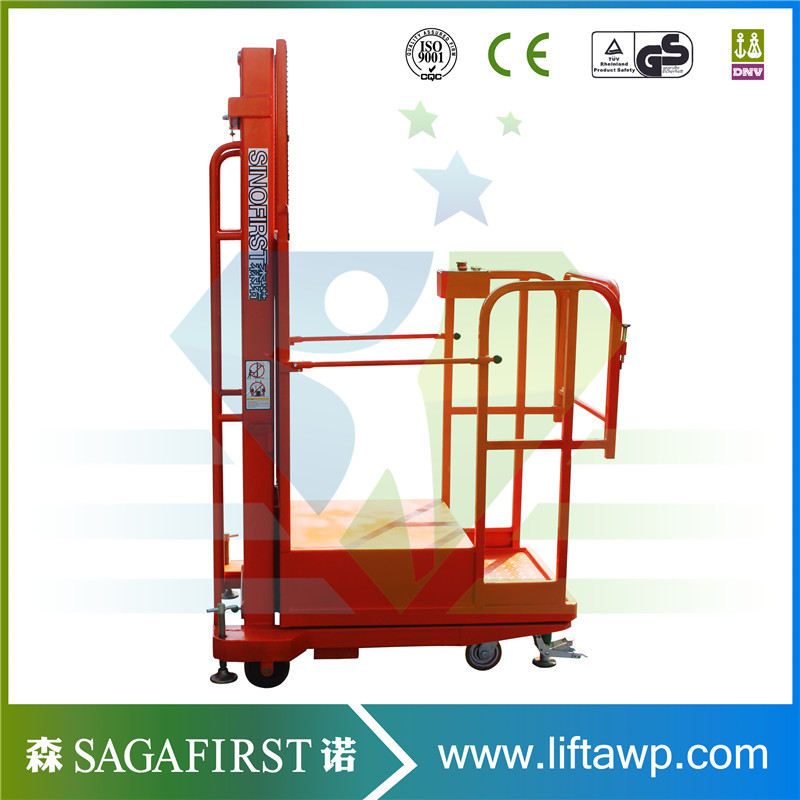 Electric Aerial Electric Lifting Truck For Price