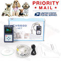 CONTEC CMS60D-VET Vet Tongue/Ear Clip Probe, OLED, USB PC Software Veterinary Animal Use Pulse Oximeter