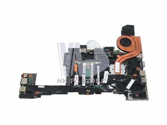 Fru: 04y1810 principal board para lenovo thinkpad x220 laptop motherboard i7-2620m cpu ddr3 gma hd 3000