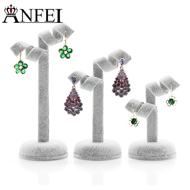 Aliexpresscom Buy ANFEI Jewelry Display Jewelry Organizer Ring
