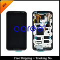 100% tested Original For Motorola MOTO X2 LCD moto X+1  XT1097 XT1095 LCD Touch Screen Assembly With Frame