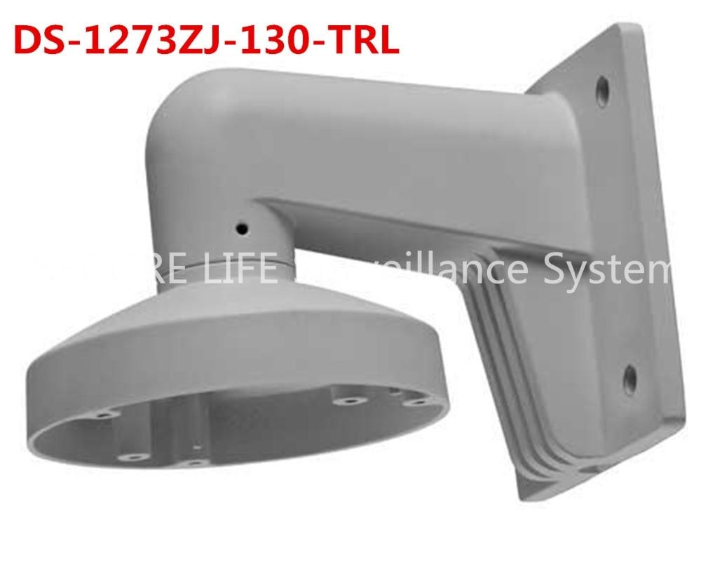CCTV camera wall mount bracket DS-1273ZJ-130-TRL for DS-2CD2332-I DS-2CD2335-I DS-2CD2342WD-I стоимость