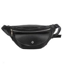 Fashion Women Waist Bag Small Belt Bag Simple Pocket Versatile Shoulder Messenger Chest Bag High Quality Heuptasje Pack