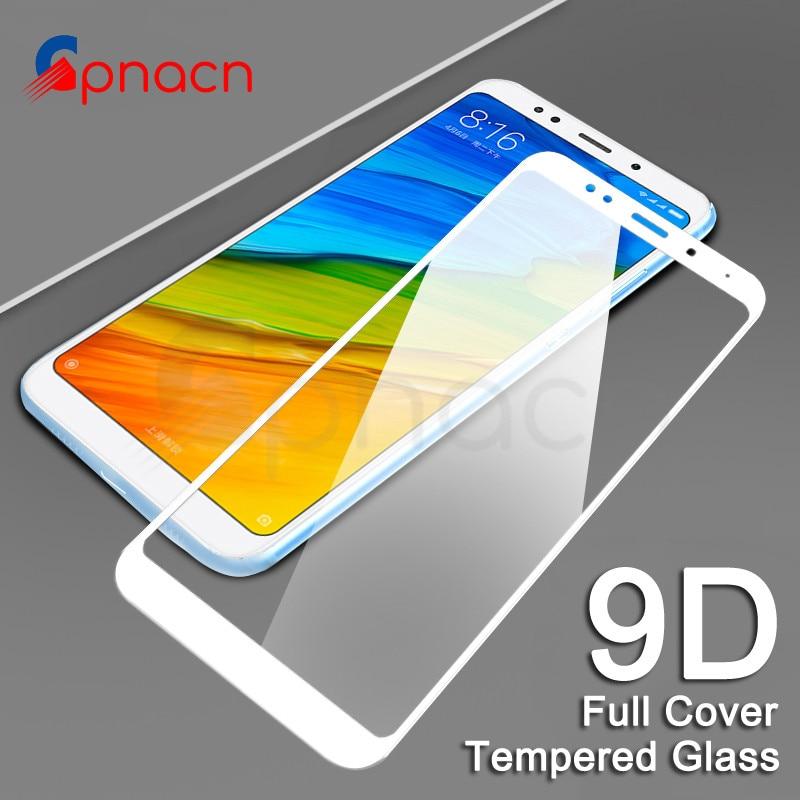 9D Protective Glass On The For Xiaomi Redmi 5 Plus 5A Redmi S2 Redmi 4 Pro 4X 4A Tempered Screen Protector Glass Film Case