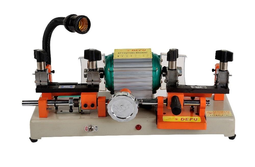 Defu Cutter 238BS Máquina de corte de llaves de doble cara - Herramientas manuales - foto 2