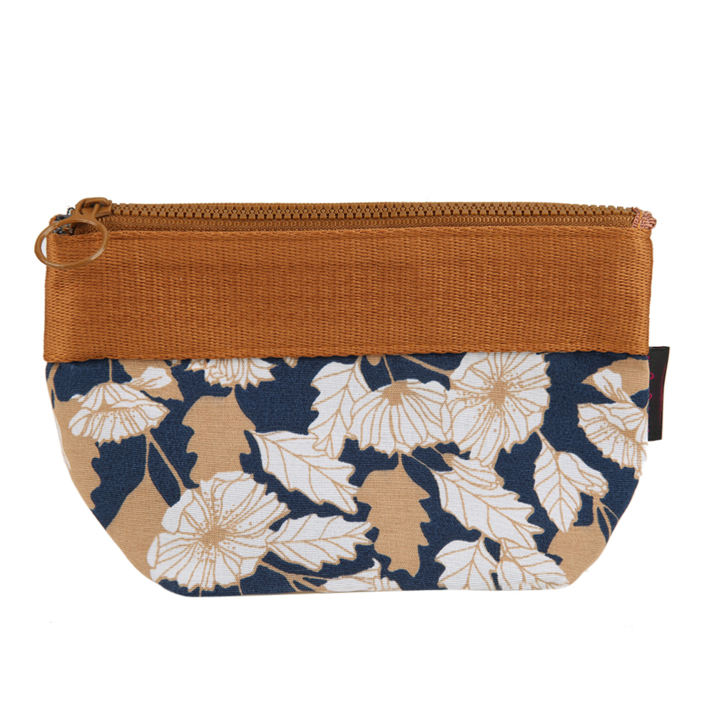 Women Retro Floral Small Change Coin Purse Ladies Key Card Pouch Money Coin Holder Wallet Female Casual Mini Pruse canvas classic retro small change coin purse little key pouch money bag cotton pocket pouch women zipper key case holder wallet