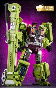 Image 5 - Transformation oversize ko gt  JinBao Devastator figure toy