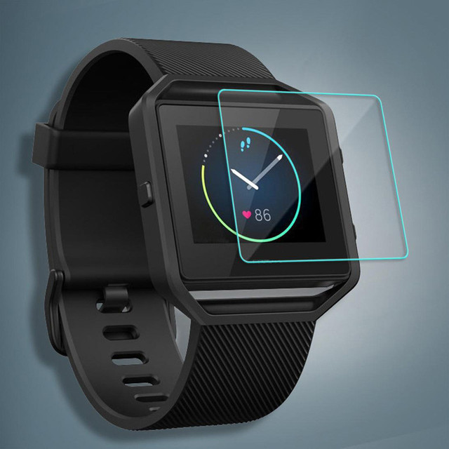 xiniu Film For Fitbit Blaze PACK Transparent Clear Screen Protector Film For Fit