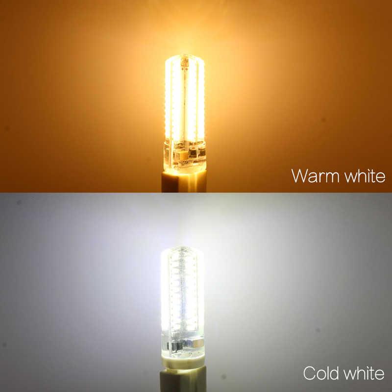 4pcs CE&RoHs LED Lamp G4 G9 COB Lights AC220V SMD 3014 2835 Dimmable Chandelier Spotlight 5W 6W 7W 8W 9W 10W Corn Bulb