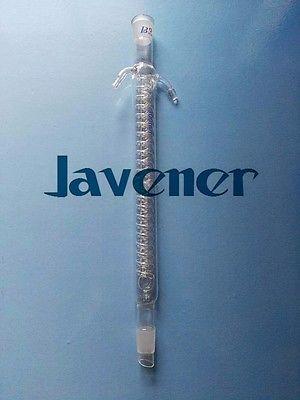 500mm 24/24 Coil Condenser Lab glassware lab condenser glass condenser Chemistry Laboratory Glassware graham condenser 300mm length 24 29 joint 10mm hose connection laboratory instrument
