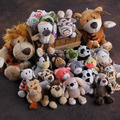 9cm 10pcs/lot NICI plush toy doll high-quality small pendant Keychain free shipping