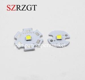 Image 2 - 10pcs CREE 10W XPL XP L V5 V6 Led Emitter Light WHITE Neutral White Warm White Diode Chip 16MM 20MM PCB