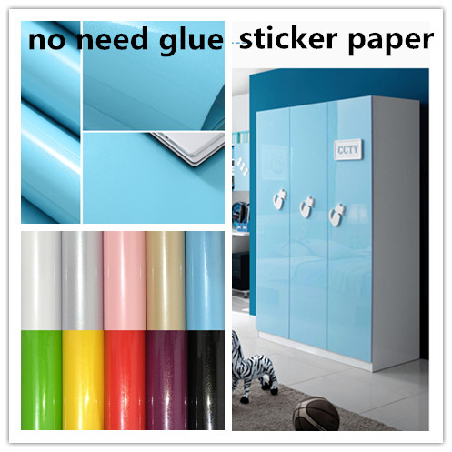 PVC Waterproof Bathroom Kitchen Backsplash Wallpapers Cabinet Vinyl Self  Adhesive Wall Paper Countertop Wall Sticker Home Decor In Wall Stickers  From Home ...