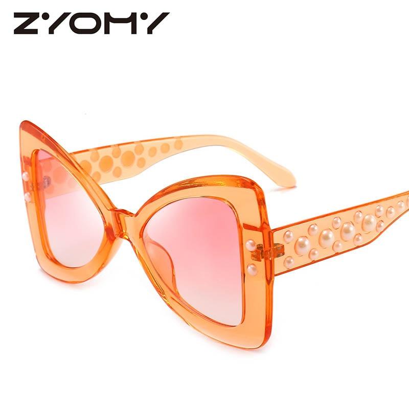 Ikatan Simpul Mengemudi Kacamata Merek Desainer Kacamata Retro Wanita - Aksesori pakaian - Foto 5