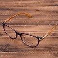 Clássica marca Designer óculos Vintage Frame óculos Frames para mulheres e homens óptica da prescrição miopia espetáculo quadro