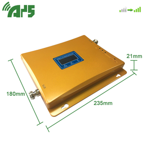 Image 5 - 2g 3g 4g wzmacniacz sygnału komórkowego Tir Band 900 1800 2100 mhz wzmacniacz sygnału komórkowego z wyświetlaczem LCD