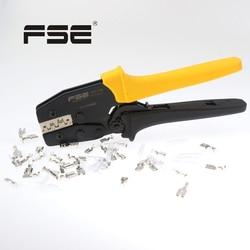 FSE Crimper narzędzie do zaciskania przecinak do kabli Kablo Kesici szczypce  narzędzia zaciskane Alicate szczypce drut Alicate Crimpador Alicates Crimp Kombinerki Narzędzia -