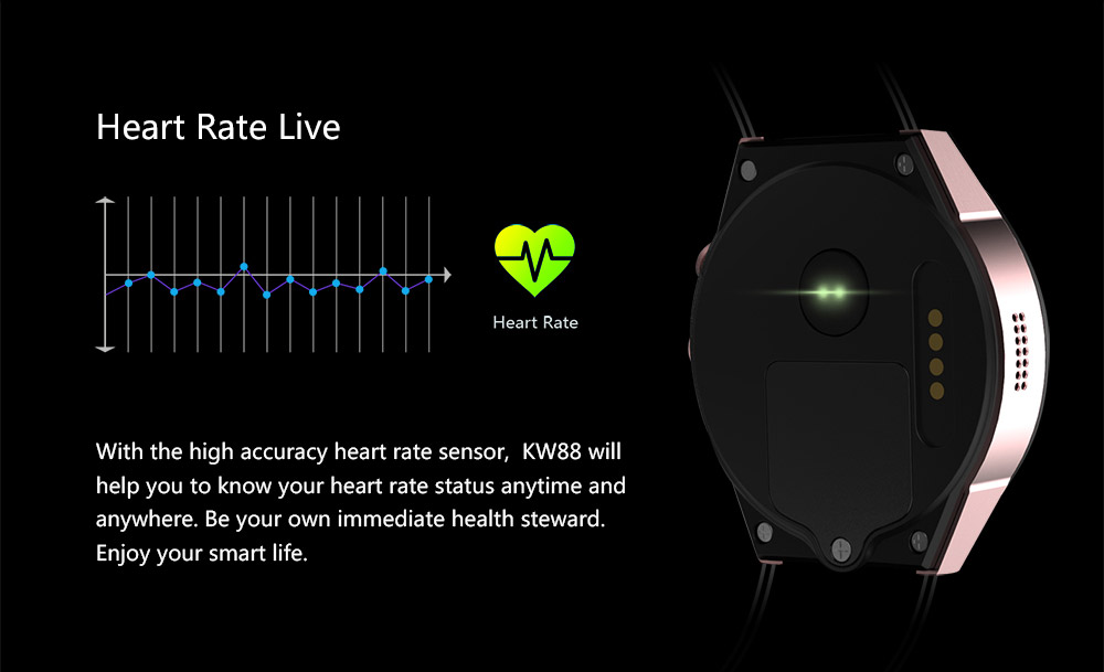 Kaimorui KW88 Smart Watch Android/ IOS Kaimorui KW88 Smart Watch Android/ IOS HTB1OwluSFXXXXaiaXXXq6xXFXXXt
